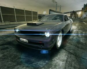 Dodge Challenger (Race)