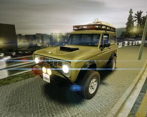 Ford Bronco (Off-Road)