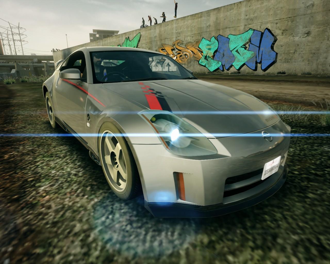 Nissan 350Z NISMO Z-tune | Blur Wiki | FANDOM powered by Wikia