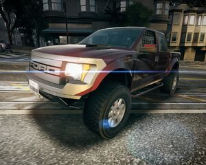 Ford F-150 SVT Raptor (Off-Road)