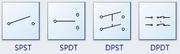 Basic-switch-symbols