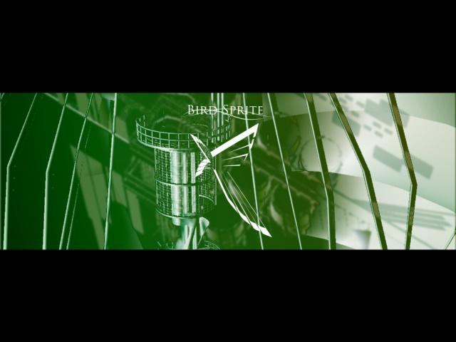 Bird Sprite -D.K.R. mix-