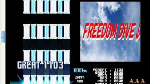 FREEDOM DIVE ブランクウェイン AUTOPLAY