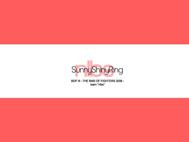 SunnyShinyRing