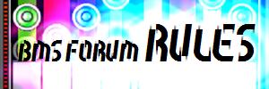 Forumrules new