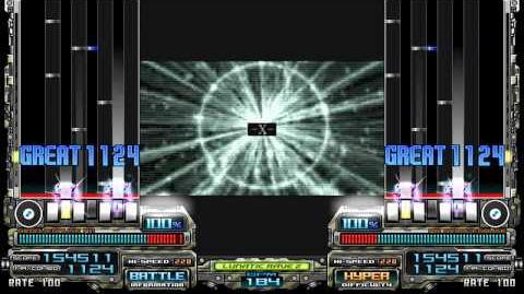 【BMS】sasakure.UK UNIVERSE X (HD)
