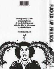 Tobacco fuf dvd back