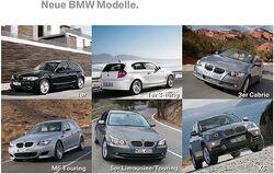 Neue bmw modelle-c