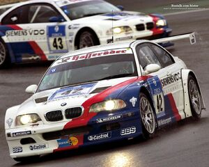 BMW-M3 GTR mp2 pic 19719