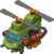 Event reward fire helicopter