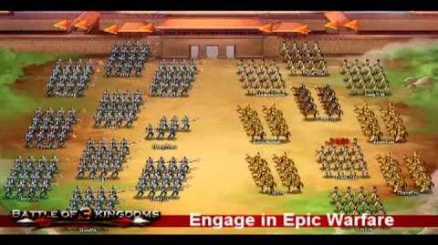 Battle of 3 Kingdoms Teaser Trailer