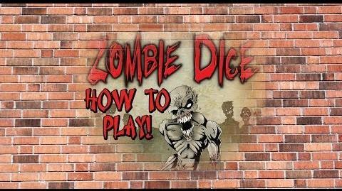 How To Play Zombie Dice with Kevin Jackal Johnston - Steve Jackson Games - JackalComics.com