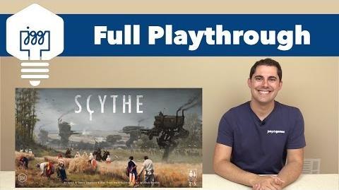 Scythe Full Playthrough