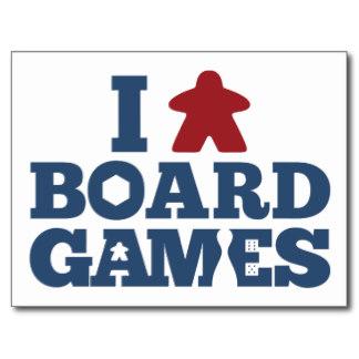 I love meeple board games postcard-re06f3715200746cfa5de52a8f05b675c vgbaq 8byvr 324