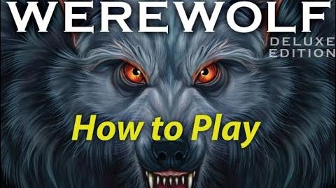 Learn how to play Ultimate Werewolf Deluxe Edition in just 3 minutes!
