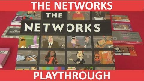 The Networks - Solo Playthrough