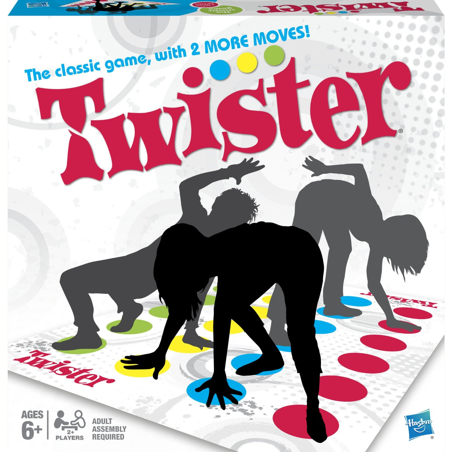 Twister Board Games Galore Wiki Fandom Powered By Wikia