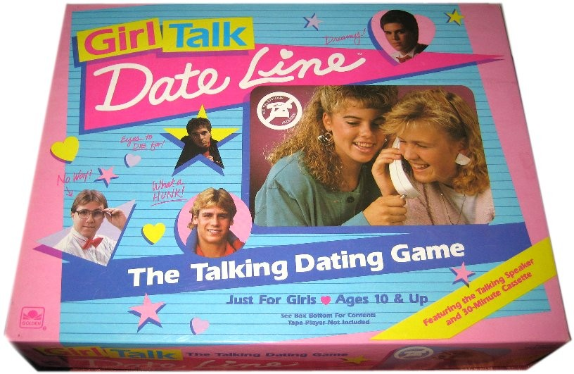 dating board game 90s