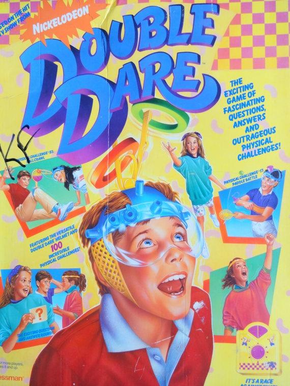 Nickelodeon Double Dare Board Games Galore Wiki Fandom Powered