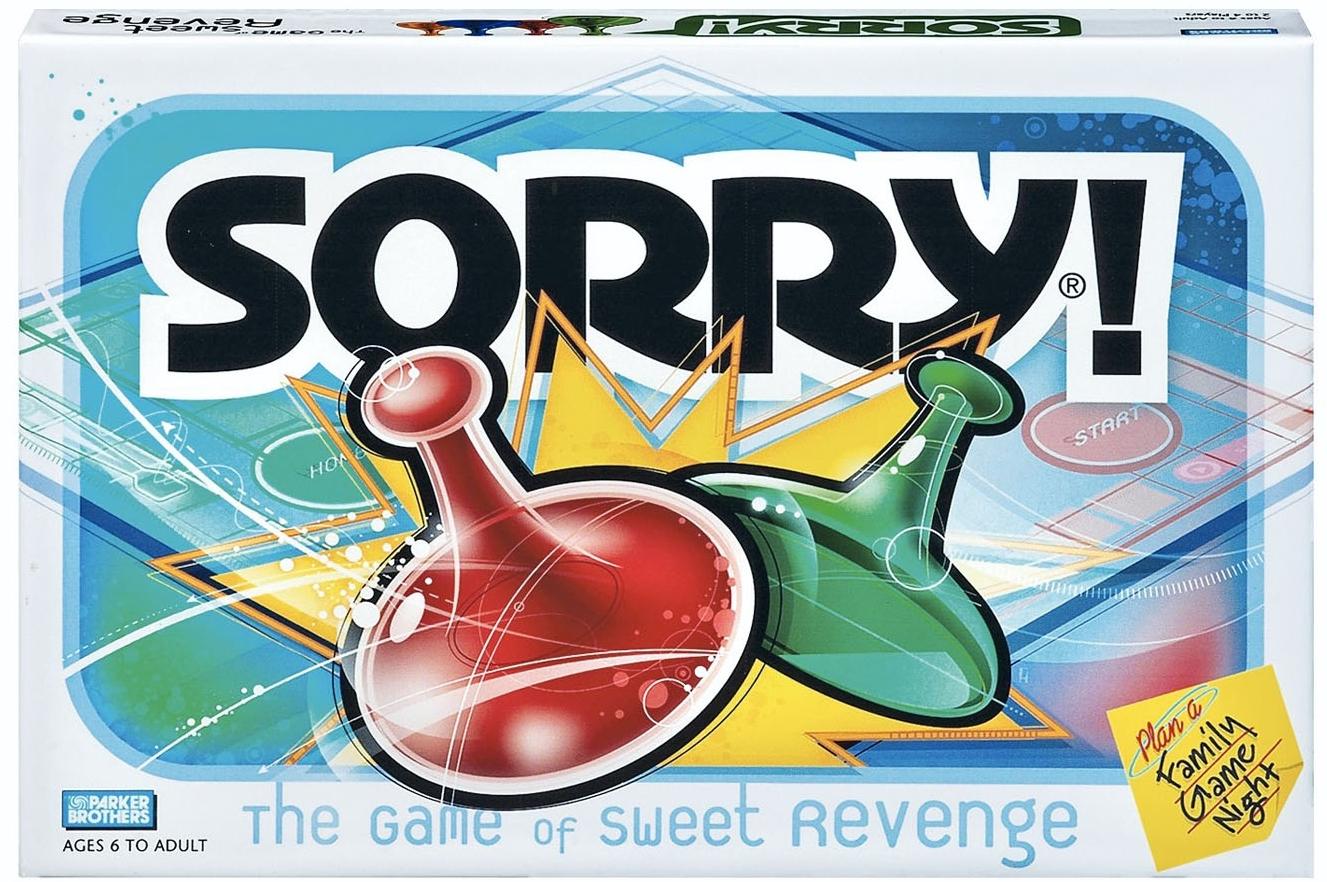 Sorry Board Games Galore Wiki Fandom Powered By Wikia