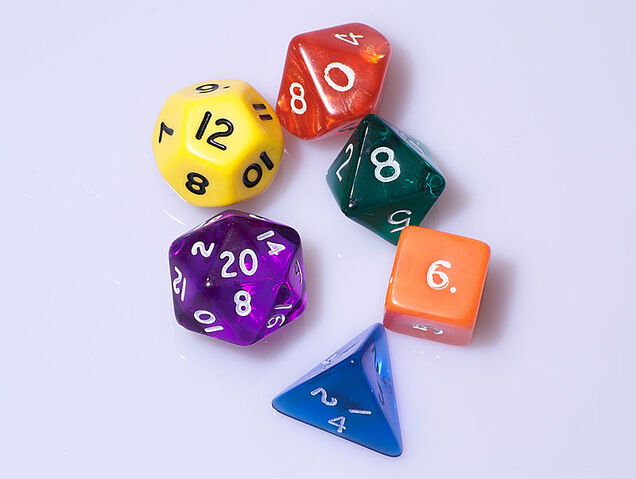 File:800px-Dice (typical role playing game dice).jpg
