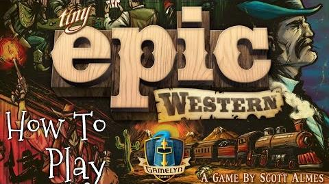 "A Dicey ""Walkthrough Review"" of Tiny Epic Western!"