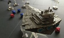 Star Wars Armada Review Imperial Star Destroyer
