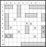 Battleship-grid
