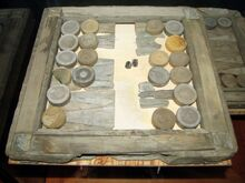 Old Backgammon Vasa Edit