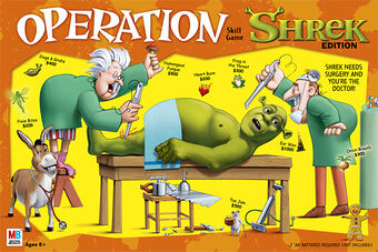 Operation Board Game Replacement Instructions Cards Money 2004