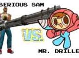 (3)Serious Sam vs (14)Mr. Driller 2002