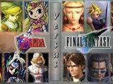 (1)The Legend of Zelda vs (1)Final Fantasy 2006