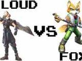 (2)Cloud Strife vs (15)Fox McCloud 2002