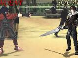 (5)Vincent Valentine vs (2)Squall Leonhart 2005