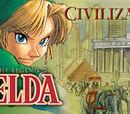 (1)The Legend of Zelda vs (8)Civilization 2006