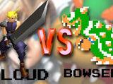 (1)Cloud Strife vs (5)Bowser 2003