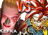 (12)Kefka vs (4)Crono 2003