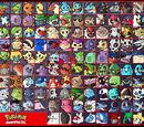 Board 8 Ranks Generation III Pokemon