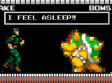 (1)Solid Snake vs (3)Bowser 2005