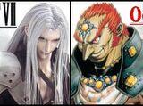 Final Fantasy VII vs The Legend of Zelda: Ocarina of Time 2009