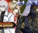 (3)Castlevania vs (6)Halo 2006