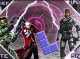 Master Chief vs Dante vs L-Block vs Solid Snake 2007