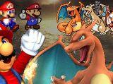 (1)Mario vs (7)Charizard 2010
