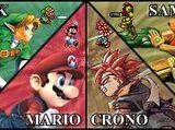 Link vs Mario vs Samus Aran vs Crono 2008