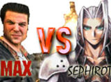 (10)Max Payne vs (2)Sephiroth 2003