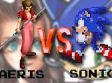 (11)Aeris Gainsborough vs (2)Sonic the Hedgehog 2003