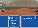 Link vs Jay Solano 2006