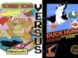 (6)Donkey Kong vs (11)Duck Hunt 2004