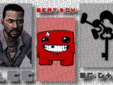 (3)Lee Everett vs (16)Meat Boy vs (25)Mr. Game & Watch 2013