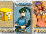 (8)?-Block vs (11)Lyndis vs (20)Rikku 2013
